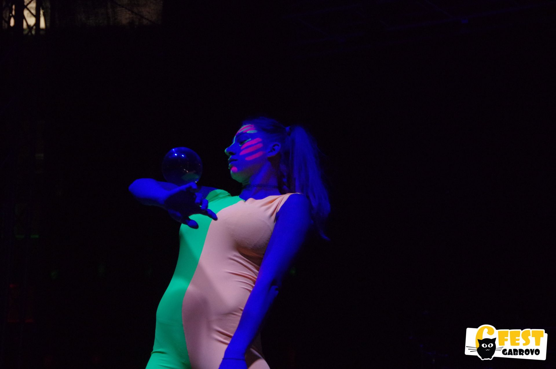 """Цирк де ла Люлин"", светлинно шоу ""Light It Up"", 20 май 2017 © 6Fest Габрово"